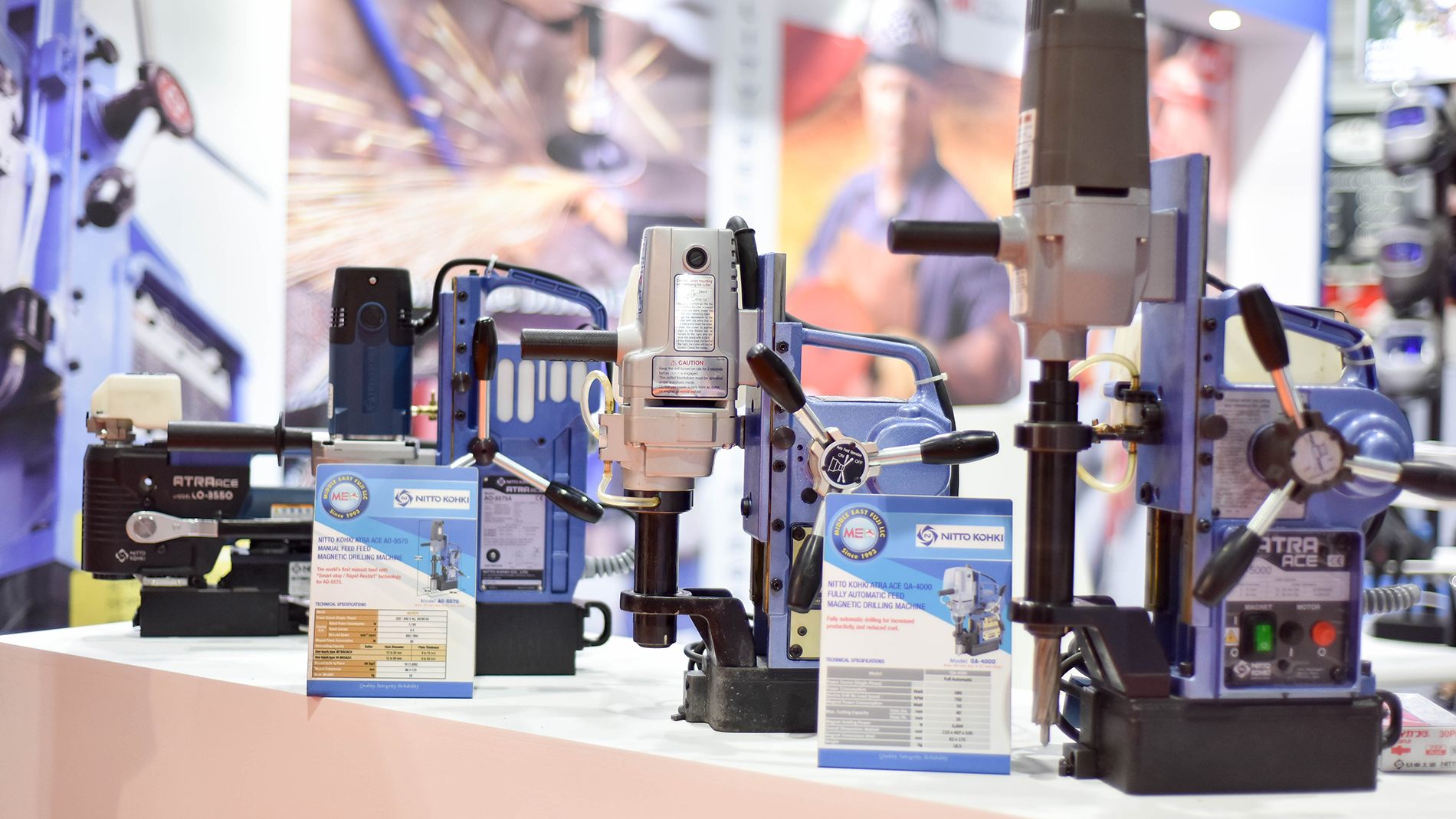 Hardware Tools Middle East The Region S Only Dedicated Trade Fair